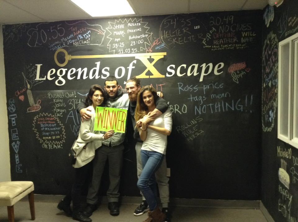 Legends Of Xscape Escape Room West Palm Beach